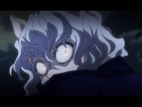 Reaction Hunter X Hunter 2011 Episode 85 Neferpitou