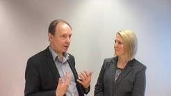 TM-merkki, ®-merkki, keskustelussa Heli Orre ja innovaatiotoimittaja Jouni Hynynen
