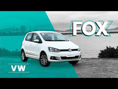 VW Fox 1.6 2019 Connect #MobiDrive