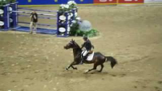 Eric Lamaze and Hickstead - Jump off