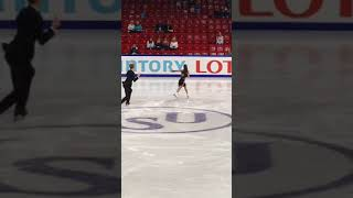 Гран при по фигурному катанию юниоры Челябинск 2019 Диана Дэвис Глеб Смолкин