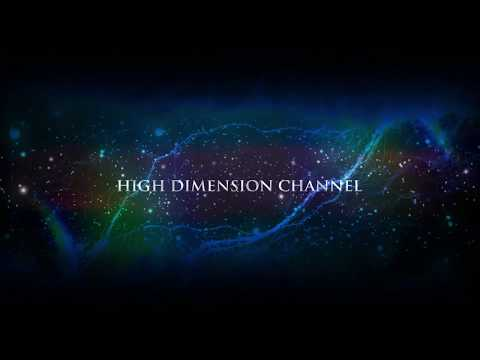 Video-intro  PARTICLES - FLARE  HIGH DIMENSION CHANNEL