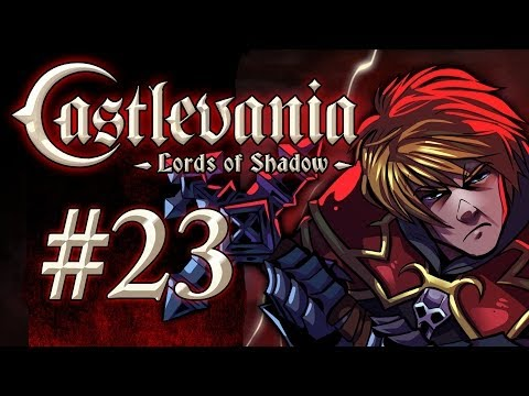 Castlevania: Lords of Shadow Gameplay / Walkthrough w/ SSoHPKC Part 23 - Beam Puzzle