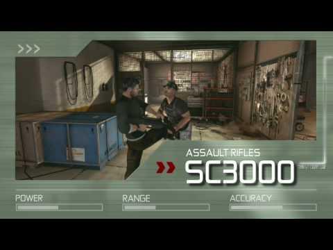 Splinter Cell Conviction - European Collector video
