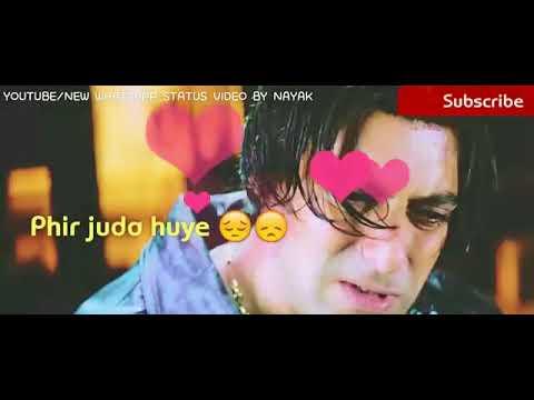 Log Ishq Me Kya Se Kya Huye Mil Gaye Kabi- Tere Naam[What's App Status Video]