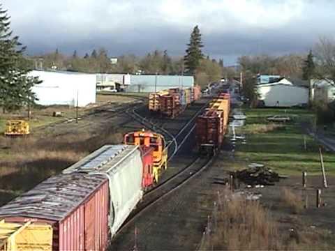 Part IV - Hull-Oakes Railroad Operation