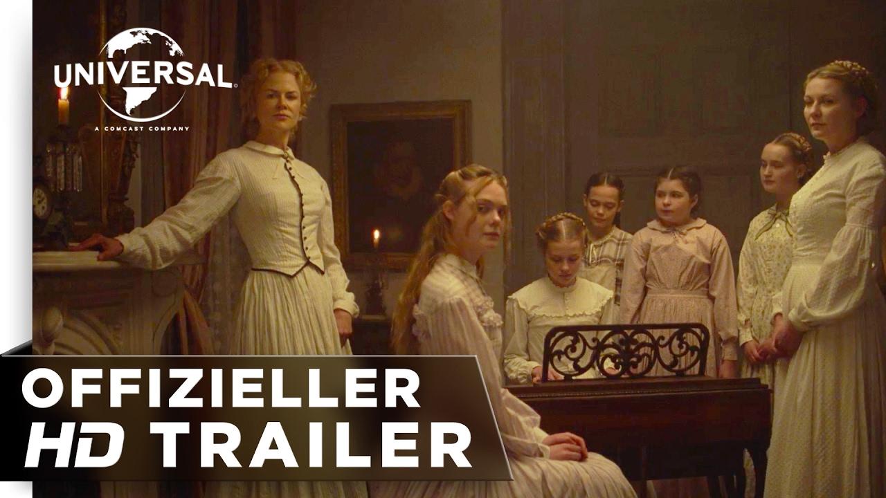 Die Verfuhrten Trailer Deutsch German Hd Youtube
