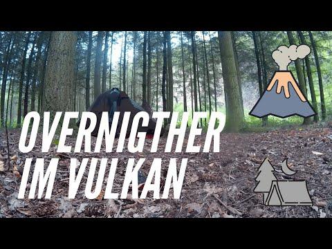 Bikepacking Overnigther im Vulkan