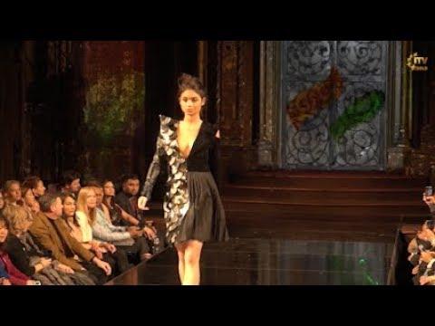 Upcoming Indian designers showcase their work at New York Fashion Week