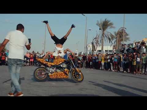 رامي صلد يقدم عرض قوي في الاسماعيلية   best stunt show in Ismailia