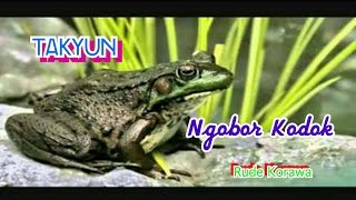 Gambar cover Takyun - Ngobor Kodok