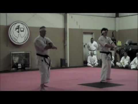 Edwards Sensei and Dan Dugmore - Suparinpei