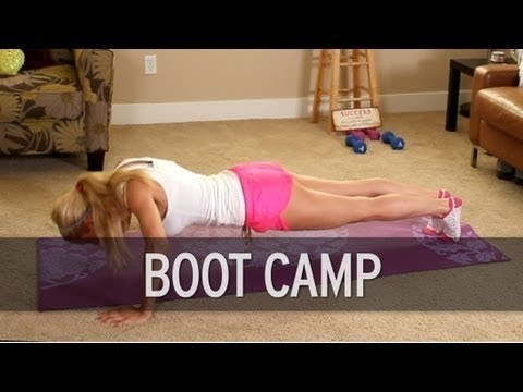 xhit boot camp workout how to get fit youtube. Black Bedroom Furniture Sets. Home Design Ideas