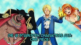 Die 16 stärksten Charaktere aus One Piece! | SerienReviewer thumbnail