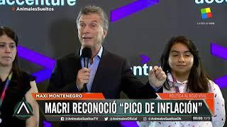 Desde El '91 No Hay Un Pico De 54% De Inflación
