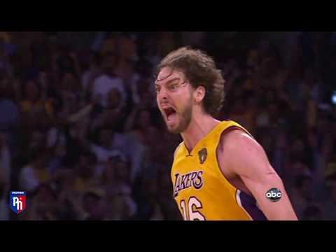Pau Gasol Saves Kobe Bryant's Legacy - Game 7 2010 NBA Finals