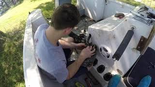 Center Console Restoration: Part 1