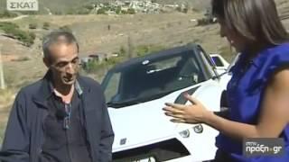 "Zapętlaj Δημήτρης Κορρές & KORRES PROJECT 4 στη τηλεόραση του ΣΚΑΪ και την εκπομπή ""Στην Πράξη"" | Konstantinos Papagiannopoulos"