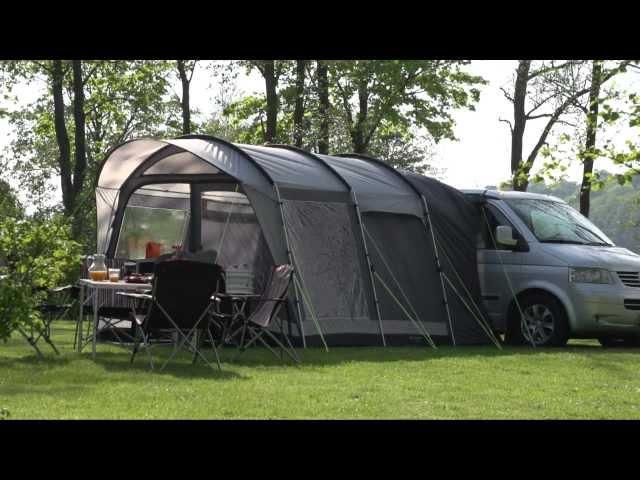 How To Install Napier Sportz SUV Minivan Tent