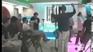TLC Hands Up Behind The Scenes (2)