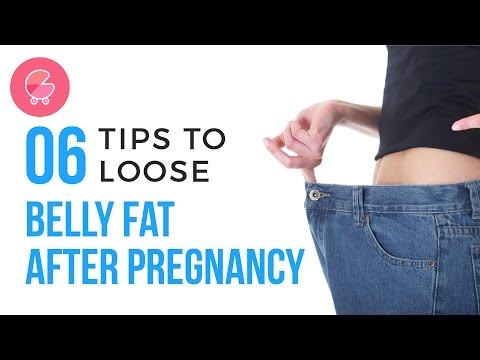 7 Tips To Lose Belly Fat After Pregnancy | Yoga Asanas, Exercises & Foods for Losing Weight Quickly