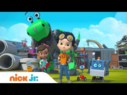 Rusty Rivets | Nick Jr. | Adventure in the Making | Series Premiere Trailer