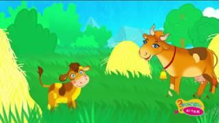 Кличемо тварин 🐑 Розвиваючі уроки 🐤 З любов'ю до дітей
