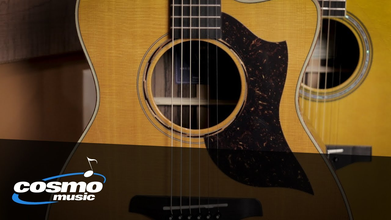 Yamaha AC3R ARE Acoustic-Electric Guitar Quickview - Cosmo Music