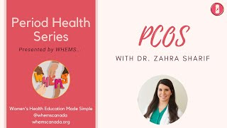 PCOS (Polycystic Ovarian Syndrome)~ WHEMS Period Health Series
