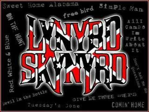 Lynyrd Skynyrd-Gimme Three Steps