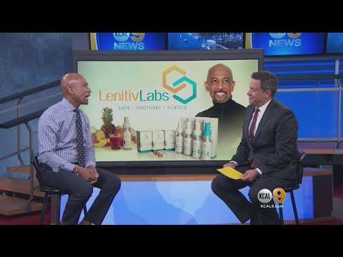 Montell Williams High On Healing Properties Of Medical Cannabis