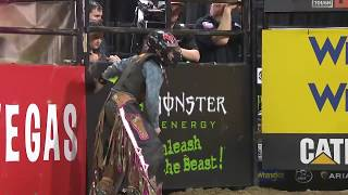 Another Tough Night for the Mini Bull Riders in Billings | 2019