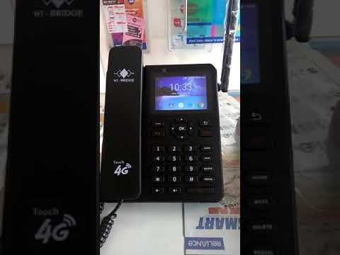 4G VOLTE Fixed Wireless Phone