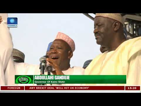 Party Politics: Kano APC Welcomes 5,000 New Members