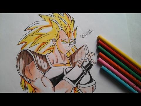 RADITZ super sayayin / Drawing Speed