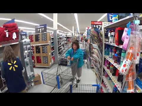 404 Shopping at Walmart