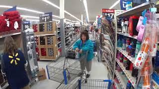 404 Shopping at Walmart