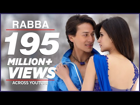 Thumbnail: Heropanti: Rabba Video Song | Mohit Chauhan | Tiger Shroff | Kriti Sanon