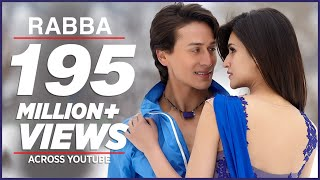 heropanti rabba video song mohit chauhan tiger shroff kriti sanon