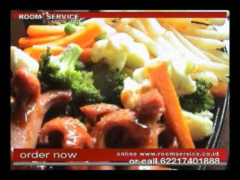 Restaurant food delivery in Jakarta? Try Backyard Barbecue from Platters
