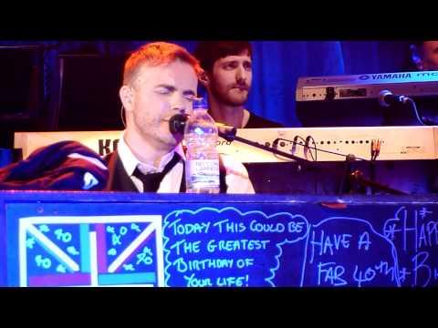 Take That - Said It All - GB40 20/01/11