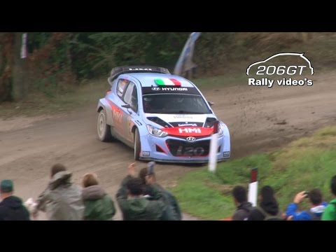 Rally Legend 2016 Shakedown with MISTAKES By_206GT
