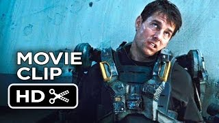 Edge Of Tomorrow Movie CLIP - The Only Rule (2014) - Emily Blunt, Tom ...