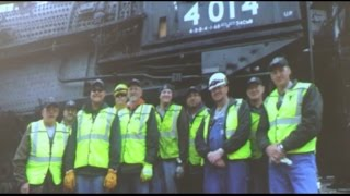 Union Pacific 844 & 4014 Progress Report-March 2016 pt 2 of 2(UP Steam Shop Progress Report on the restoration progress being made on UP844, UP 4014 & 3985 presented at the Rocky Mountain Train Show in Denver, ..., 2016-03-07T00:23:21.000Z)
