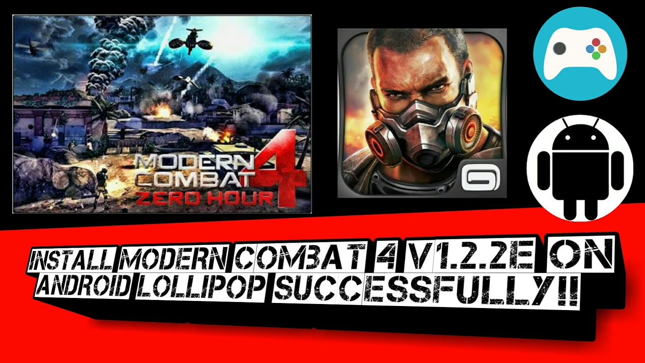download modern combat 4 apk for android 6.0.1