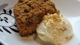 How to make Orange & Cardamom Crumb Cake