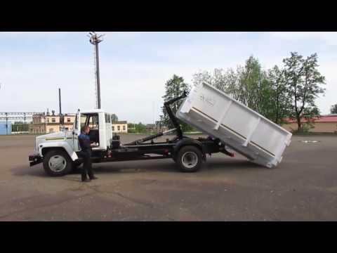 Заказ мусорного контейнера для строительного мусора Москва