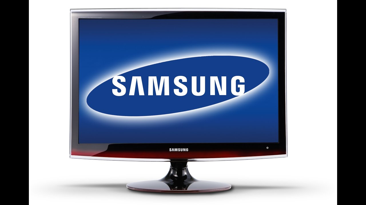 Как разобрать монитор Samsung SyncMaster T200 - YouTube