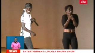 Live Stage Performance In Accra