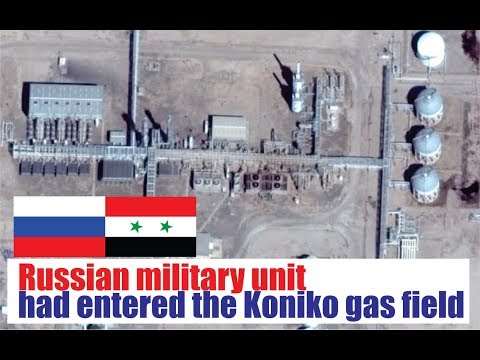 [ Syria ] [ Dier ezzor ] syria war report October 20 - Russian forces entered the Koniko oil plant